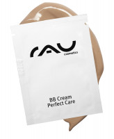 RAU BB Cream Perfect Care medium 1,5 ml - Gesichtspflege und Make-up in einem