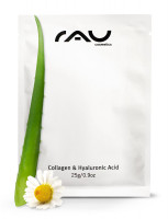 RAU Collagen & Hyaluronic Acid Mask Vliesmaske