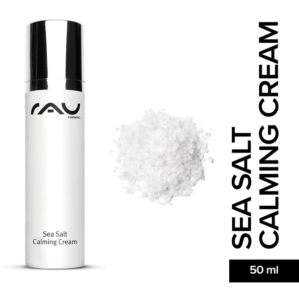 Rau Sea Salt Calming Cream 50 ml Hautpflege Skin Care Naturkosmetik Onlineshop