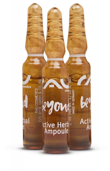 AU beyond Active Herbal Ampoule 10x2 ml
