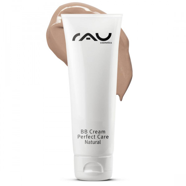 RAU BB Cream Perfect Care Natural 75 ml - Gesichtspflege und Make-up in einem