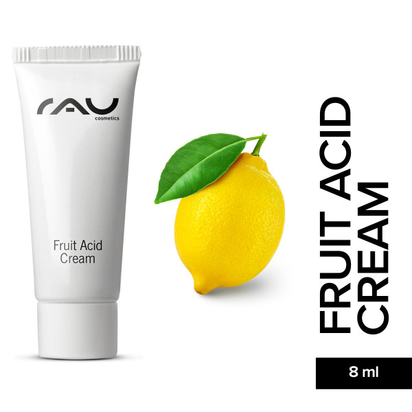 Rau Fruit Acid Cream 8 ml Skin Care Haut Pflege Gesichtspflege Online Shop Naturkosmetik