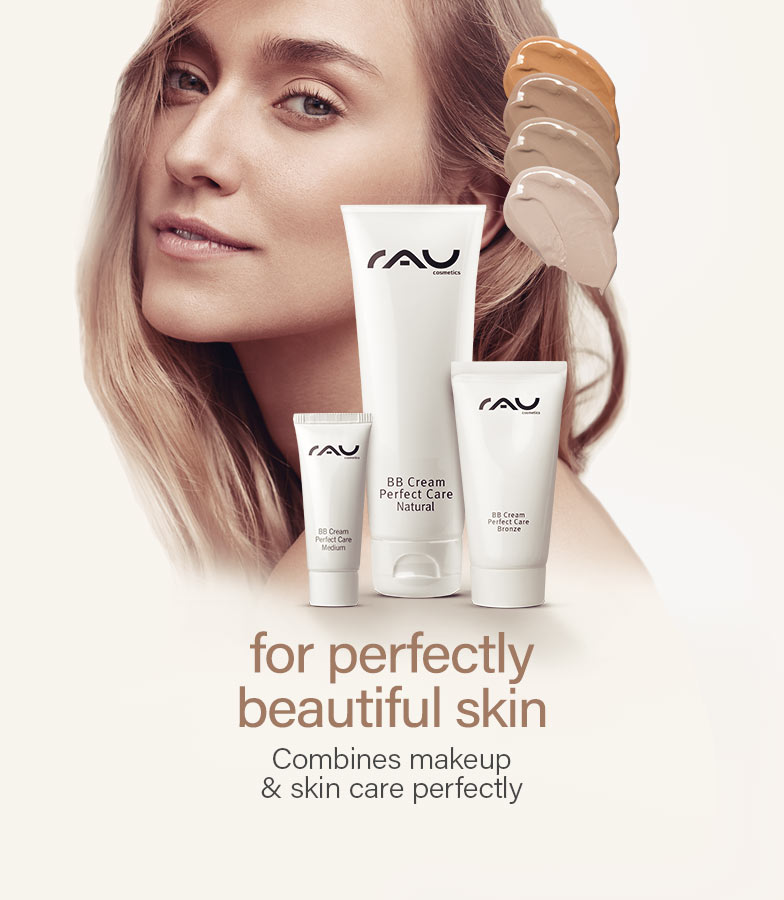 Combines make-up and  skin care perfectly