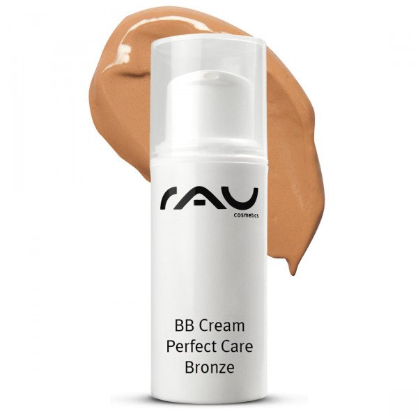 RAU BB Cream Perfect Care Bronze 5 ml - Gesichtspflege und Make-up in einem