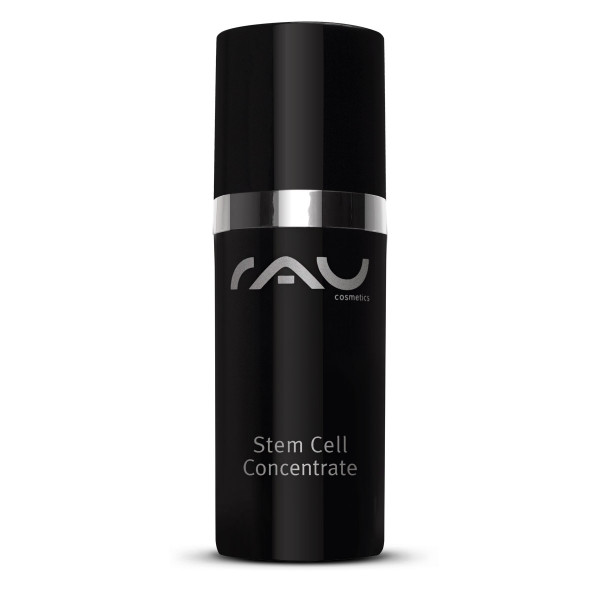 RAU Stem Cell Concentrate 30 ml - Anti-Aging Booster mit ganzen Stammzellen der Stranddistel