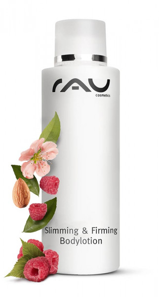 RAU Slimming & Firming Bodylotion 200 ml - pflegende & hautstraffende Bodylotion