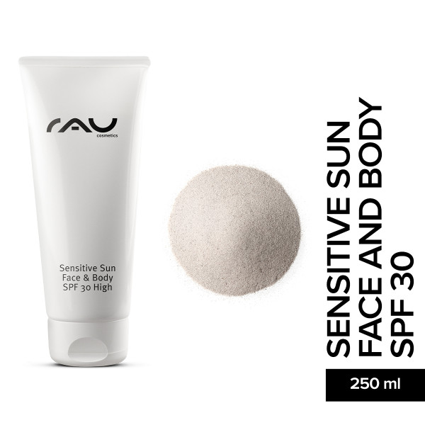 Rau Sensitive Sun Face And Body Spf 30 Sonnenschutz Haut Pflege Skin Care Online Shop Natur Kosmetik