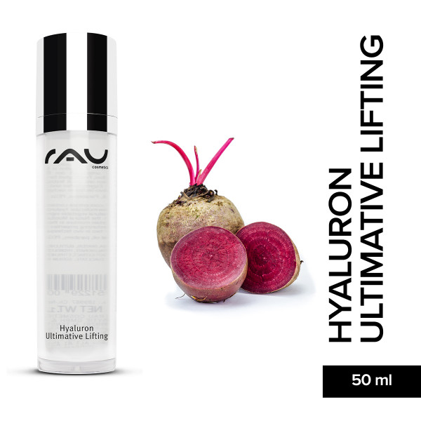 Rau Hyaluron Ultimative Lifting 50 ml Haut Pflege Gesicht Pflege Natur Kosmetik Online Shop Skin Care