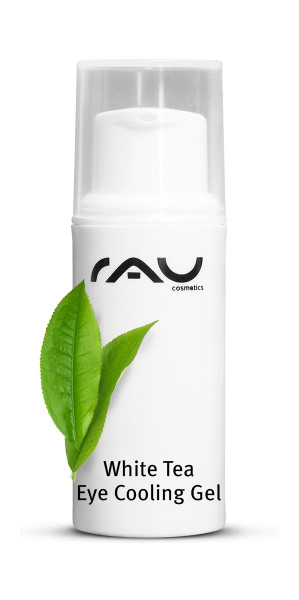 RAU Cosmetics White Tea Eye Gel 5 ml