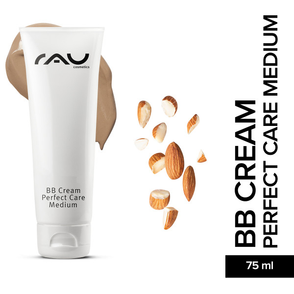BB Creme Cream Medium Gesichtspflege Kosmetik Beauty rau online shop Hautpflege Skincaree
