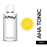 RAU AHA Tonic 50 ml - Refreshing Toner with Mild Fruit Acids