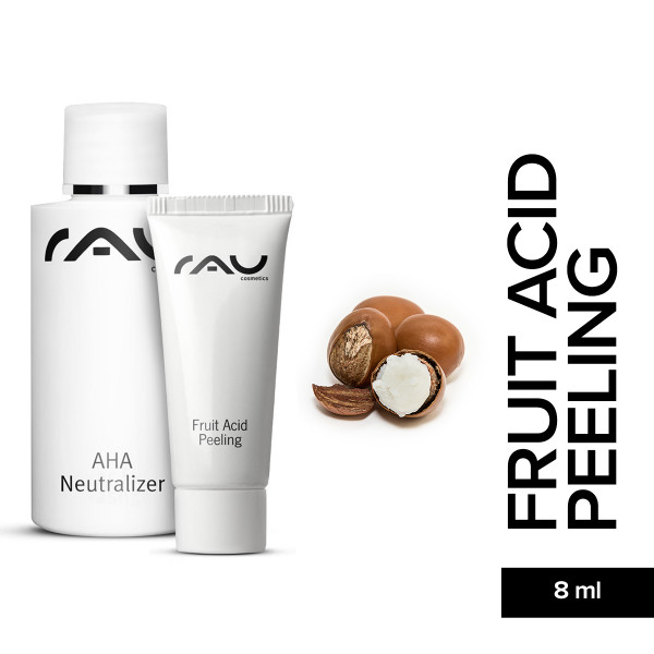 Rau Fruit Acid Peeling 8 ml Haut Pflege Skin Care Natur Kosmetik Online Shop