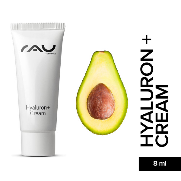Rau Hyaluron Plus Cream 8 ml Hautpflege Naturkosmetik Online Shop Skin Care