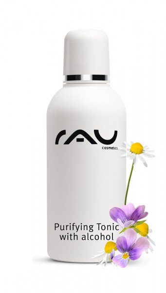 RAU Purifying Tonic with alcohol 75 ml