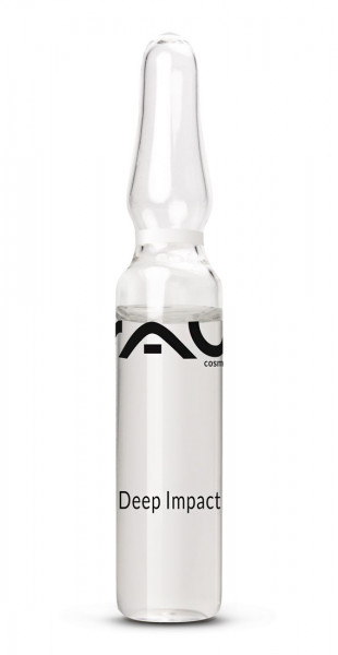 RAU Deep Impact Ampoules 10 x 2 ml - Ampoule Concentrate with Maritime Collagen