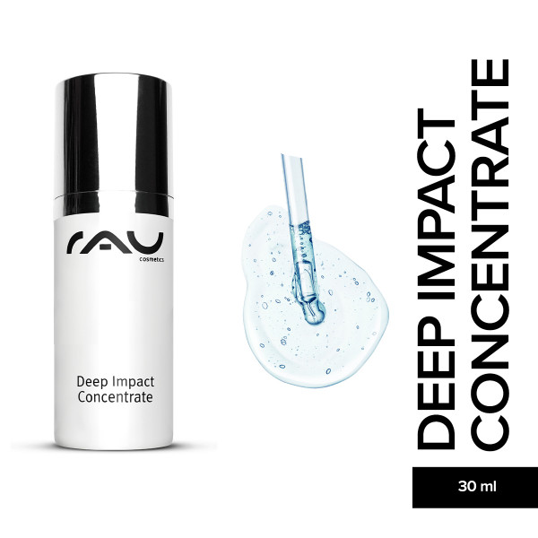 Rau Deep Impact Concentrate 30 ml Naturkosmetik Onlineshop