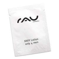 RAU XXXY Lotion only 4 men 1,5 ml Probe Tester - Anti-Aging Fluid speziell für die Männerhaut