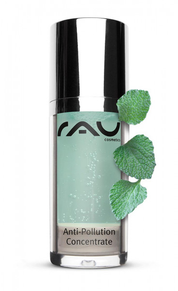 RAU Anti-Pollution Concentrate mit Marrubium Vulgare Extract und dem Extrakt der Alge Padina pavonica
