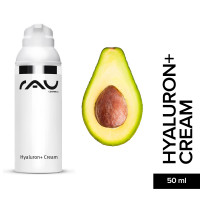 RAU Hyaluron + Cream 50 ml - Hydration & UV Protection