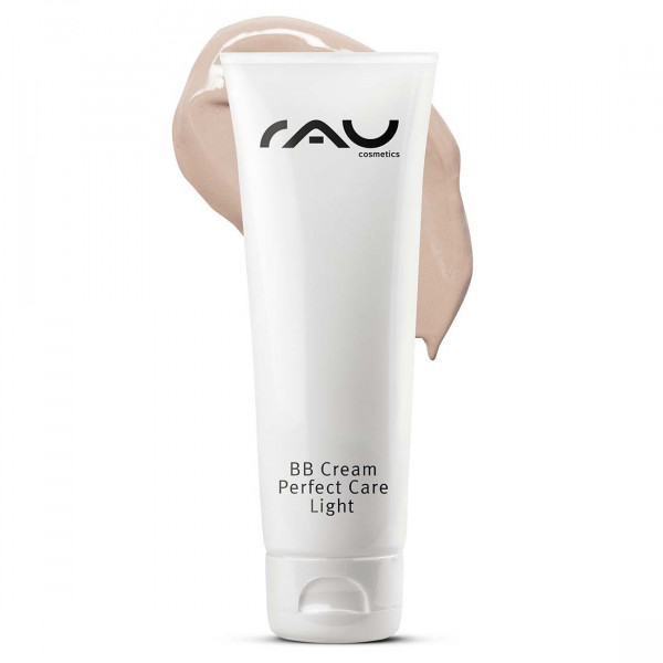 RAU BB Cream Perfect Care Light 75 ml - Gesichtspflege und Make-up in einem