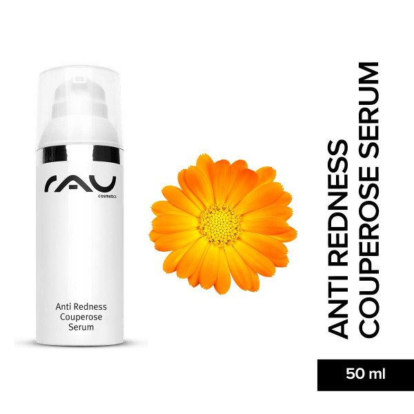 RAU Anti Redness Couperose Serum 50 ml Hautpflege Gesichtspflege Naturkosmetik Onlineshop