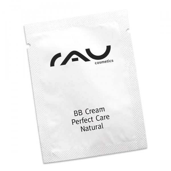 RAU BB Cream Perfect Care Natural 1,5 ml - Gesichtspflege und Make-up in einem