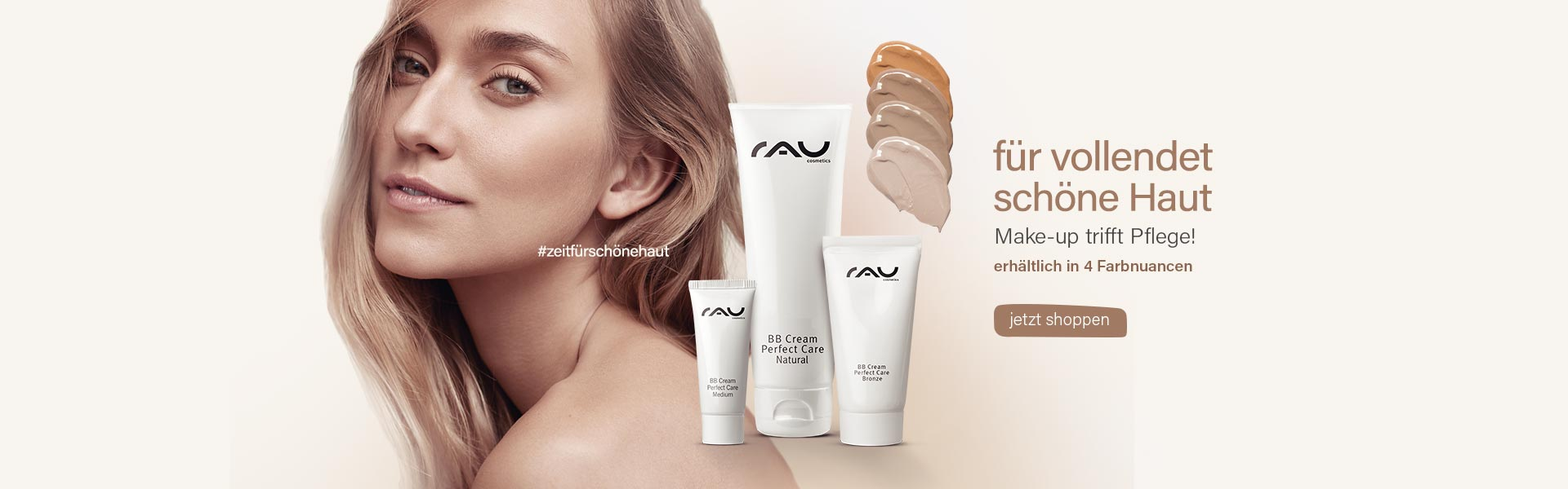 RAU BB Cream Perfect Care
