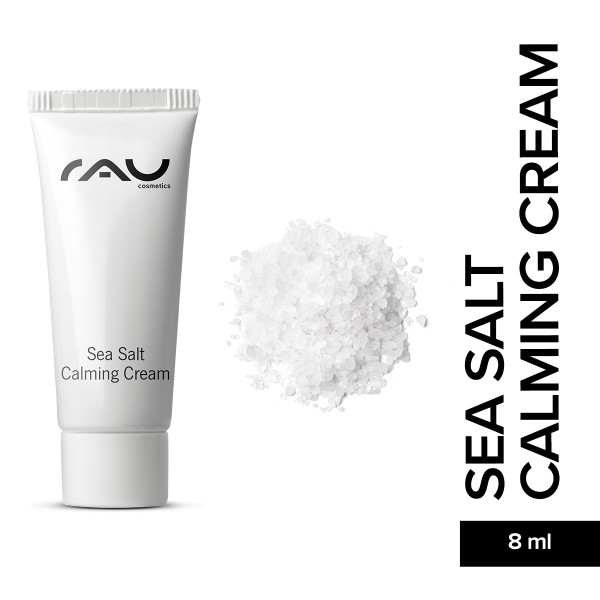Rau Sea Salt Calming Cream 8 ml Hautpflege Skin Care Onlineshop Naturkosmetik