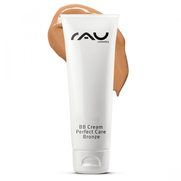 RAU BB Cream Perfect Care Bronze 75 ml - Gesichtspflege und Make-up in einem