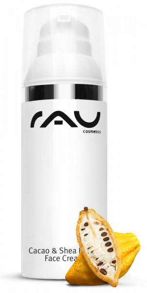 RAU Cacao & Shea Butter Face Cream 50 ml