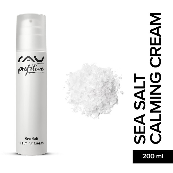 Rau Sea Salt Calming Cream 200 ml Profiline Naturkosmetik Onlineshop Hautpflege