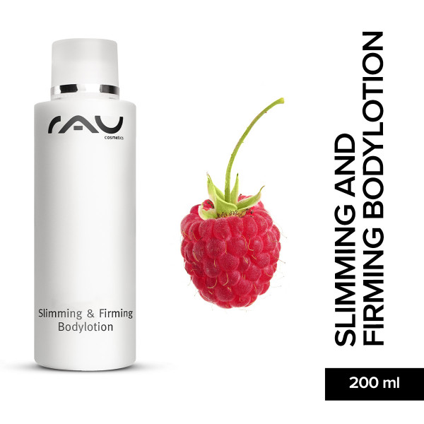 Rau Slimming And Firming Body Lotion 200 ml Hautpflege Bodylotion Onlineshop Naturkosmetik