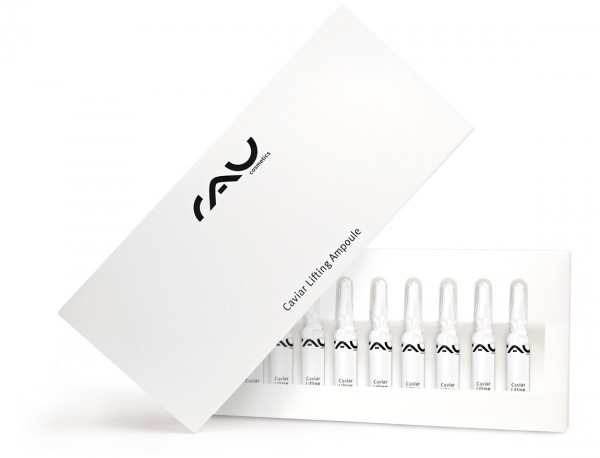 RAU Caviar Lifting Ampoule 10x2 ml - hochwirksame Anti-Aging-Ampoule